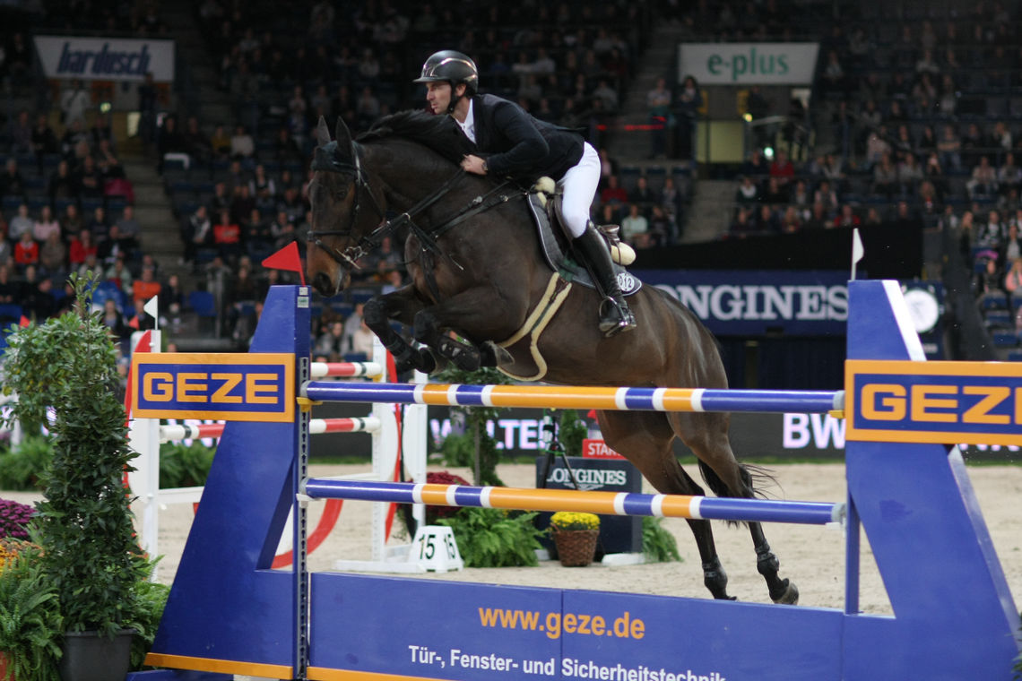 Equestrian sports at the highest level. Photo: GEZE GmbH