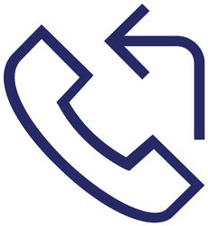 icon, piktogramm, rückruf, callback