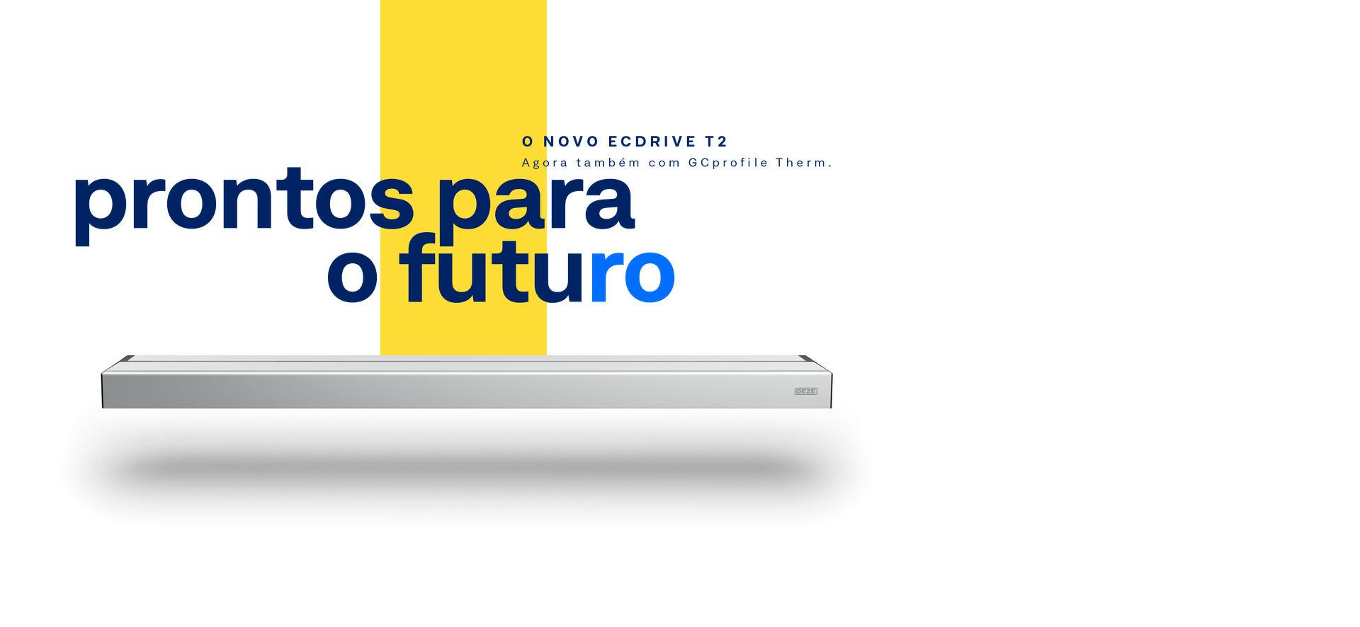 O seu parceiro para produtos, soluções de sistema e serviços em matéria de portas e janelas