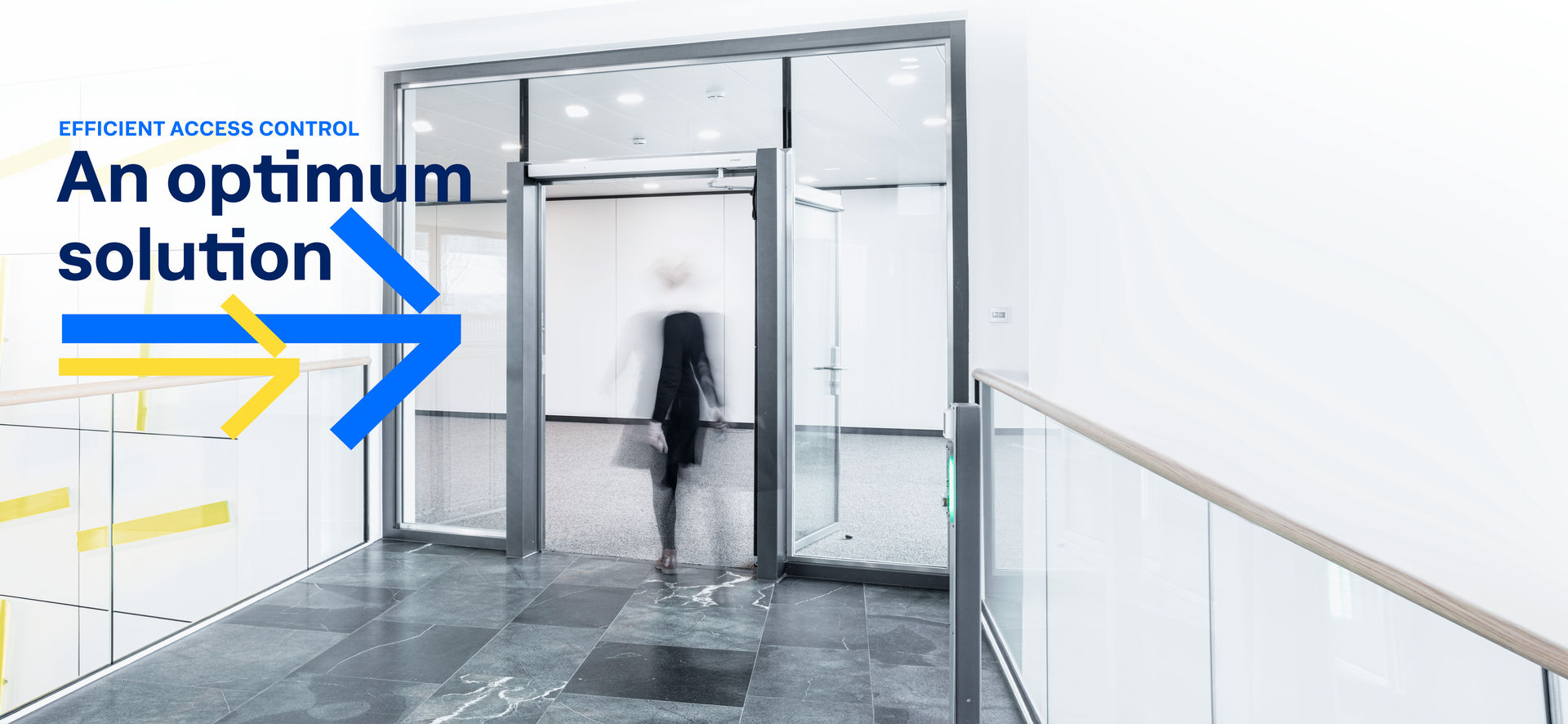 We are expanding our portfolio of modern identification and control systems with two innovations from the area of access control and safety.