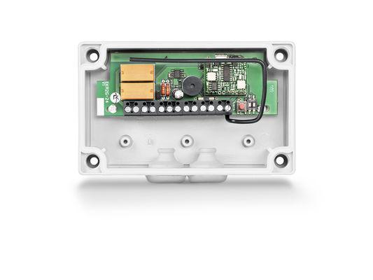Módulo receptor WRM 24B Módulo receptor para el accionamiento de las puertas automáticas y los accionamientos de ventana
