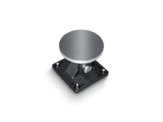 Magnetic counterplate with joint Accessories Door technology
