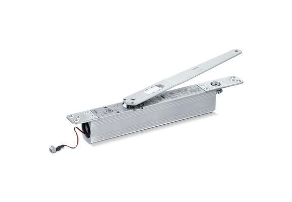 GEZE Boxer EFS 4-6 Cierrapuertas integrado para puertas de hoja simple con función de movimiento libre eléctrica que permite mover la puerta con poco esfuerzo.