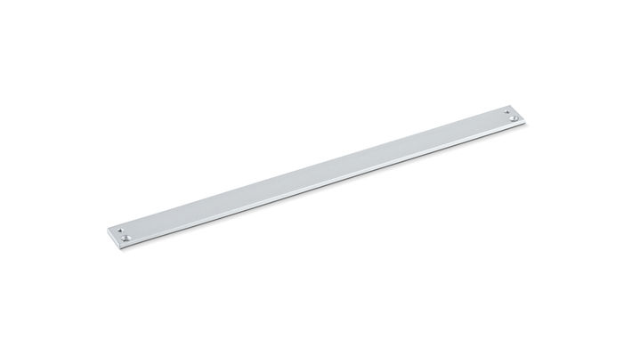 Mounting plate Guide rail