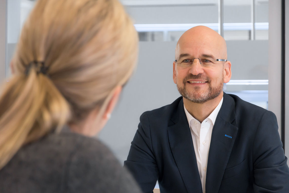 Interview. BIM is the future. We talked with our team leader, architects consultant Günther Weizenhöfer, about the role GEZE will play.