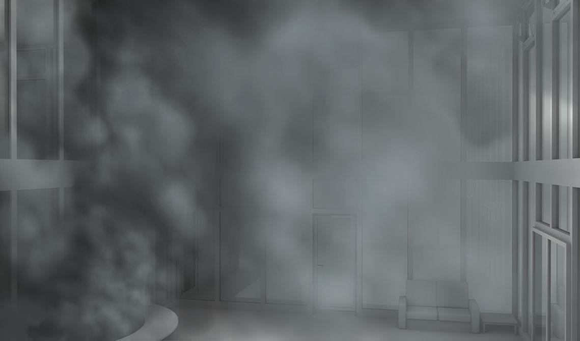 यदि वे भवन में धुएं और उष्मा का पता लगाते हैं तो, कुशल धुआं निष्कर्षण समाधान खिड़कियाँ और रोशनदान खोलते हैं। साथ ही, वे ताजी हवा की ओपनिंग को नियंत्रित करते हैं ताकि जीवन-रक्षक निकास मार्ग धुआं रहित रहें।