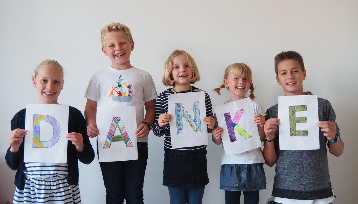 Die Unterstützung der gemeinnützigen Olgäle-Stiftung für das kranke Kind e.V. ist für GEZE eine Herzensangelegenheit – seit vielen Jahren hilft GEZE der Stiftung mit regelmäßigen Spenden.