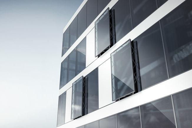 Smart façades