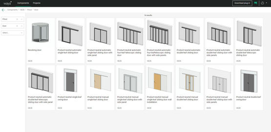 Easily configure BIM objects online with waya