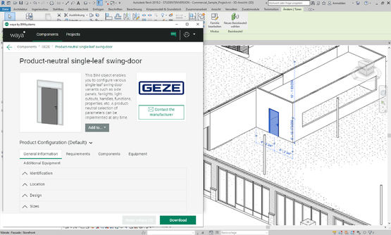 An insight into BIM planning in waya