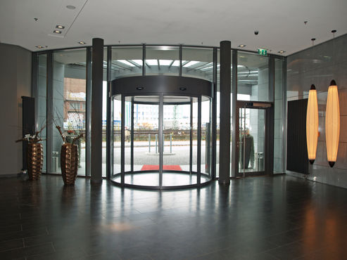 Slimdrive SCR in the Mövenpick Hotel