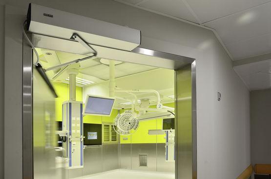 TSA 160 NT im Operationssaal im Kinderkrankenhaus