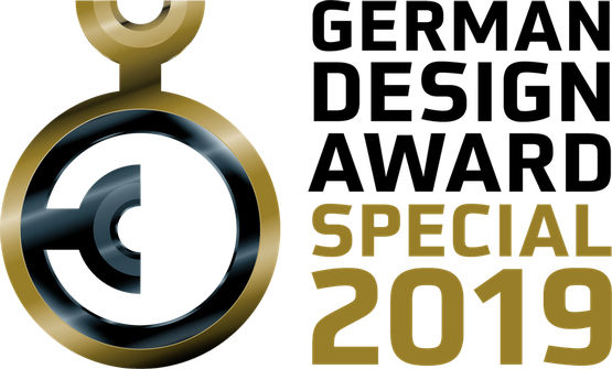Winner of the German Design Award: the FA GC 170 wireless extension
