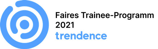 Fair Trainee Programme 2021 seal of approval from Trendence for GEZE