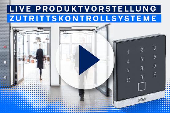 Thumbnal Produktpräsentation BAU Online 2021