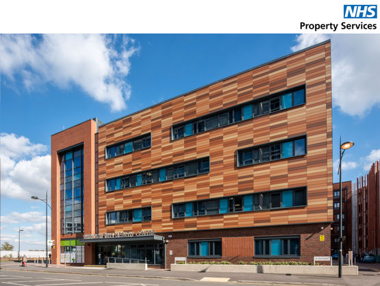 A five year collaboration between NHS UK Property Services and GEZE UK.
