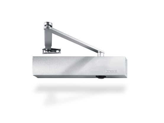 Overhead pinion door closer with link arm, Closing force size 1-6 and 5-7 acc. to