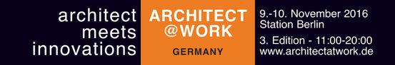 Label ARCHITECT@WORK Berlin