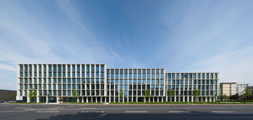 GAG Immobilien AG Köln, Fassade,  Priva, GEZE Cockpit, Gebäudeautomation