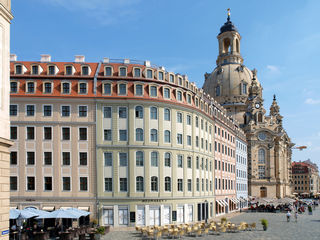 State-of-the-art window technology for the reconstructed Dresden Frauenkirche.