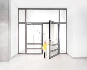 Selbstschließende Türen