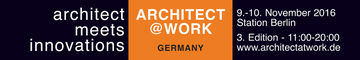 Label ARCHITECT@WORK Berlin