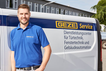 Employee photo shoot, Photo shoot, Employee, GEZE GEZE Service, Assembler, Installation