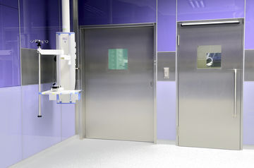 reference Room hospital Hospital Clinic doors Hygiene ECdrive operating room Hygienic TSA 160 NT