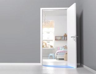 activestop, ângulo de abertura, amortecimento da porta