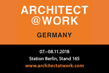 Feststellanlagen auf der ARCHITECT@WORK in Berlin