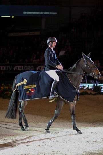 Winning horse Venard de Cerisy