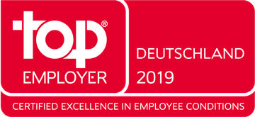 GEZE - Top Employer 2019