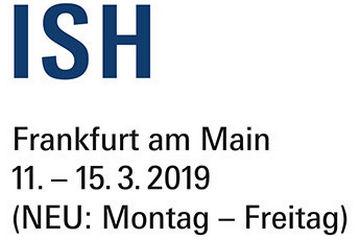 Systemintegration von Türen und Fenstern auf der ISH in Frankfurt/Main