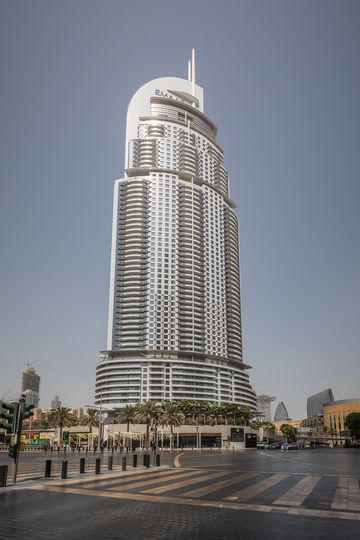 5-sterren hotel Address Downtown Dubai