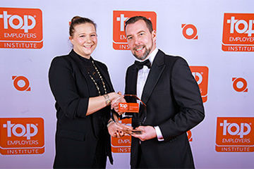 GEZE is one of Germany's best employers