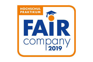 GEZE is awarded the Fair Company 2019.