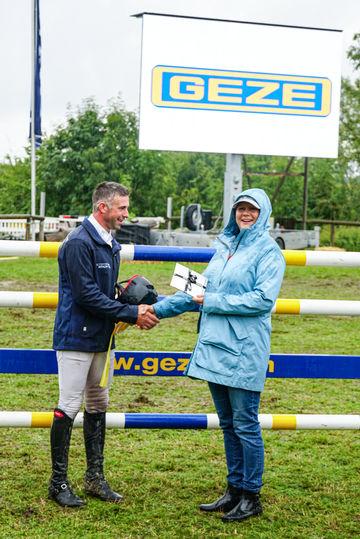 Tobias Sawatzki: Sieger beim anspruchsvollsten Springwettbewerb