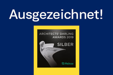 Architect's Darling Award 2019 Silber web-Version