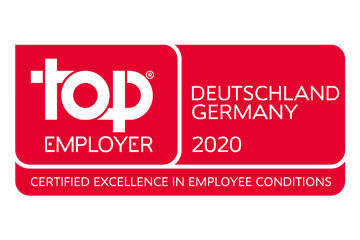 GEZE - Top Employer 2020