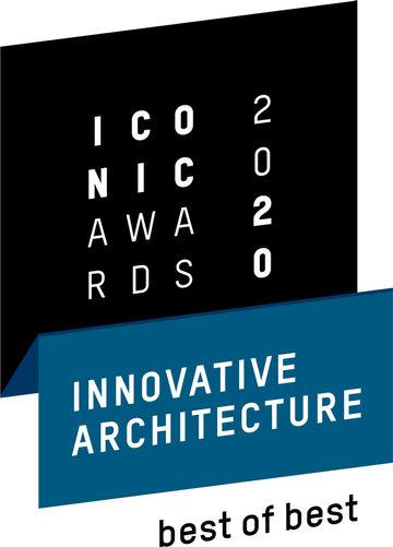 GEZE recibe el premio «Best of Best» por un diseño de producto excelente en los Iconic Awards 2020.