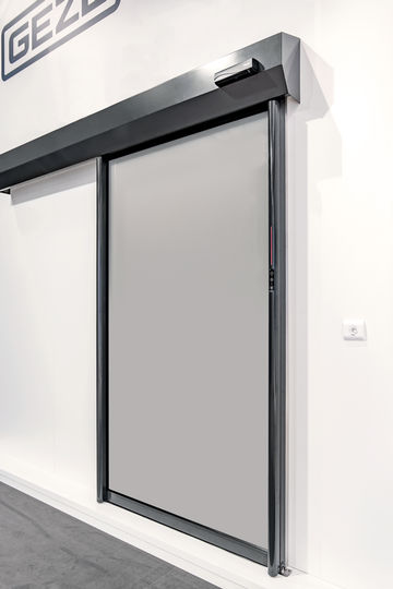 MCRdrive door for maximum design flexibility due to modular construction