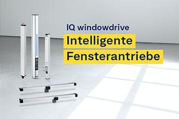 Produktwissen IQ windowdrive