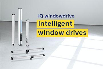 Produktwissen IQ windowdrive Teaser EN