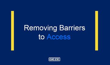 PR - Removing Barriers to Access