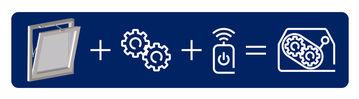 Fenster mit Antrieben und Steuerung gelten als Maschine im Sinne der europäischen Maschinenrichtlinie