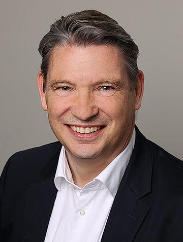 Frank Pahlen, Managing Director GEZE Schweiz