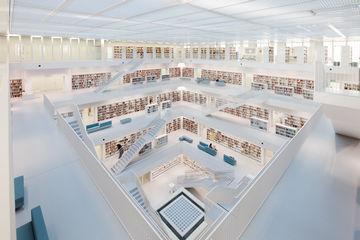 Barrierefreiheit für die Stadtbibliothek Stuttgart