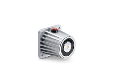 Retenedor electromagnético montaje en pared 65 mm