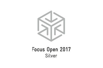 Distinción Focus Open 2017 Silver