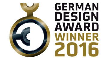Logo German Design Award 2016